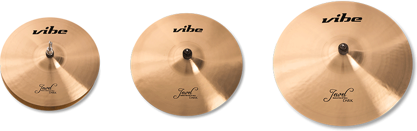 Jewel Dark Cymbal Set 1