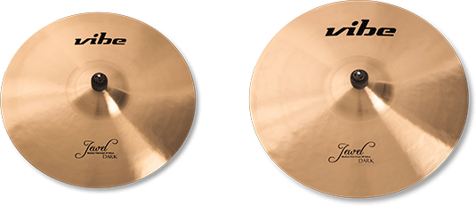 Jewel Dark Cymbal Set 2