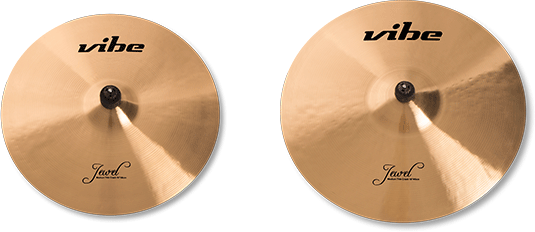 Jewel Traditional Cymbal Set 2