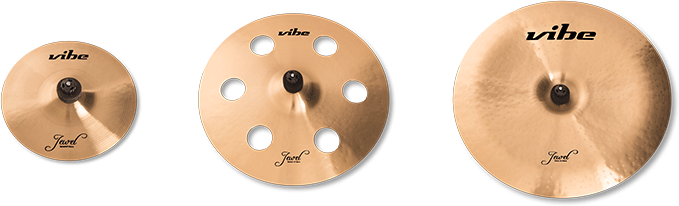 Jewel Traditional Cymbal Set 3
