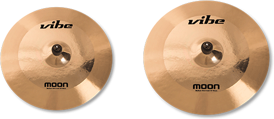 Moon Brilliant Cymbal Set 2