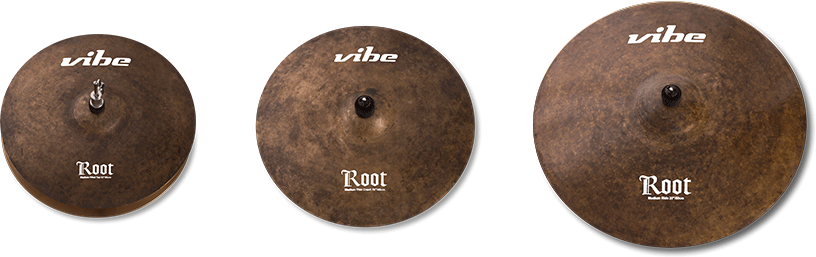 Root Cymbal Set 1