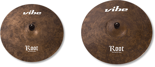 Root Cymbal Set 2