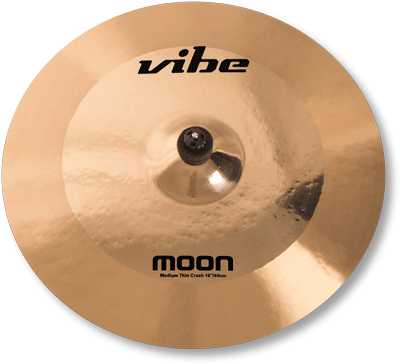Moon Brilliant Medium Thin Crash 16