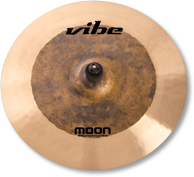 Moon Natural Medium Thin Crash 16